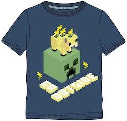 Minecraft T-shirt - Go outside