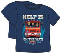 Brandman Sam T-shirt - Help is on the way