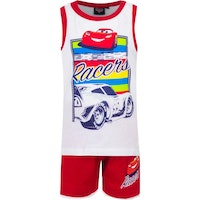 Disney Bilar / Cars 2 delat set - Summerrace