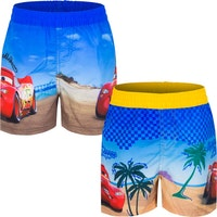 Disney Cars / Bilar Badshorts - Beach race