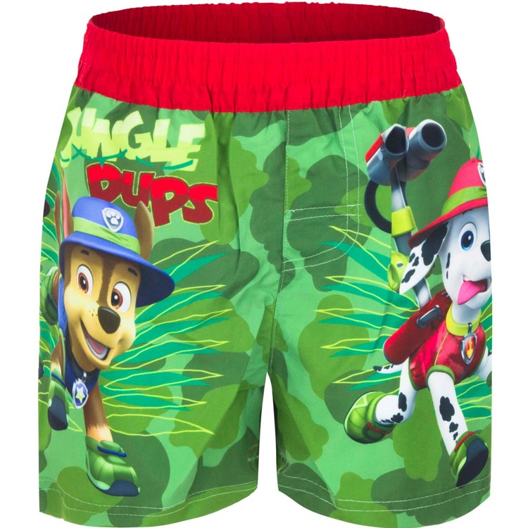 Paw patrol Badshorts  -The jungle pups