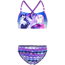My little pony Bikini - Rainbow dash with friends