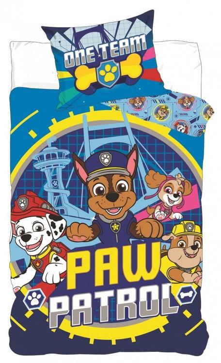 Paw patrol Påslakan -  Spy Pups
