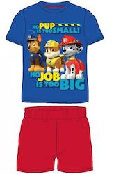 2-delat Paw patrol Set med T-shirt & Shorts