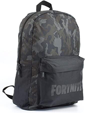 Fortnite Camo Ryggsäck / Skolväska 45 cm