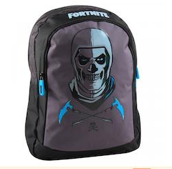 Fortnite Gaming Skull Ryggsäck / Skolväska 37 cm