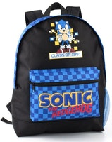 Sonic the Hedgehog Skolväska / Ryggsäck Retro 41 cm