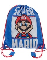 Super Mario Gympapåse / Gymbag