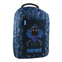 Fortnite Gaming Black Raven Ryggsäck / Skolväska 46 cm