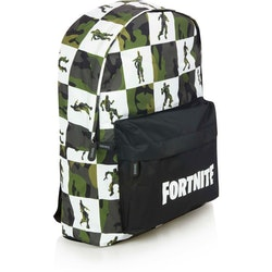 Fortnite Dance camo Gaming Ryggsäck / Skolväska 45 cm