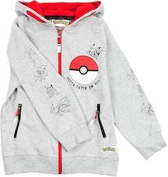 Pokemon Hoodie / Luvtröja - Pokeball