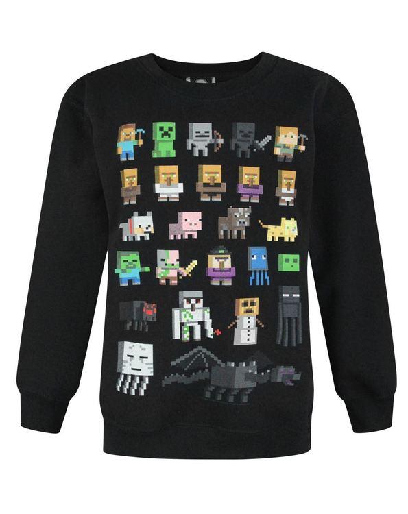 Minecraft Sweatshirt - Sprites