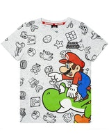 Super Mario T-shirt - Mario och Yoshi