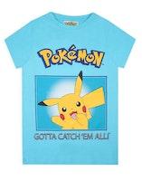 Pokemon T-shirt - Pikachu