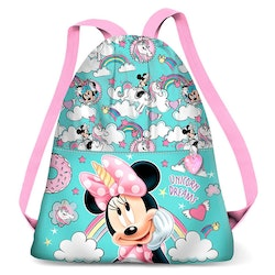 Mimmi pigg / Minnie mouse Gymbag / Gympapåse