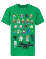 Minecraft T-shirt - Mini mob