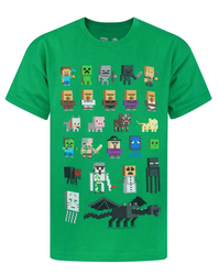 Minecraft T-shirt - Mini mob