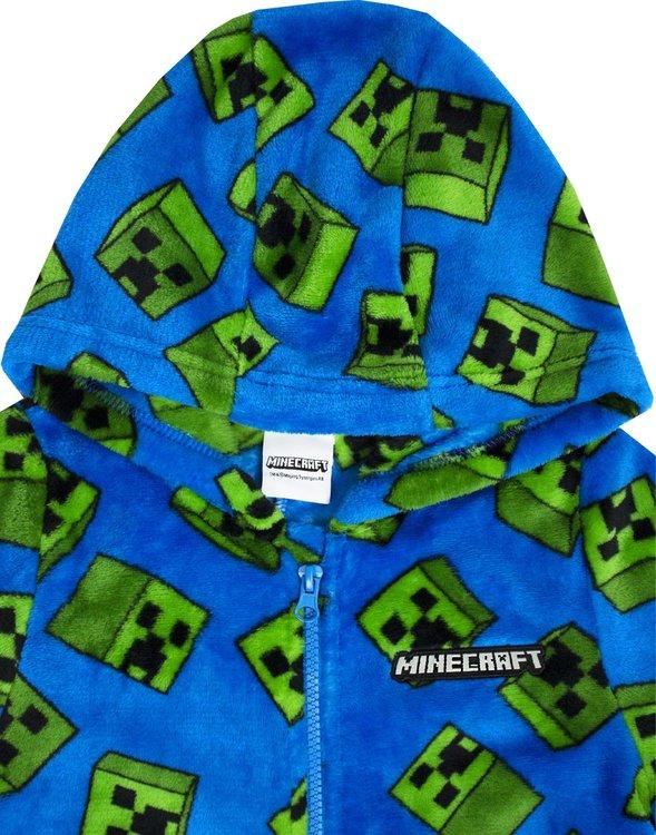 Minecraft Creeper Onesie / Onepiece