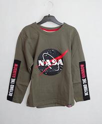 NASA - Långärmad tröja - Beyond the rainbow