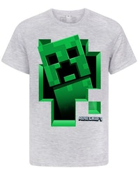 Minecraft T-shirt - Creeper Inside