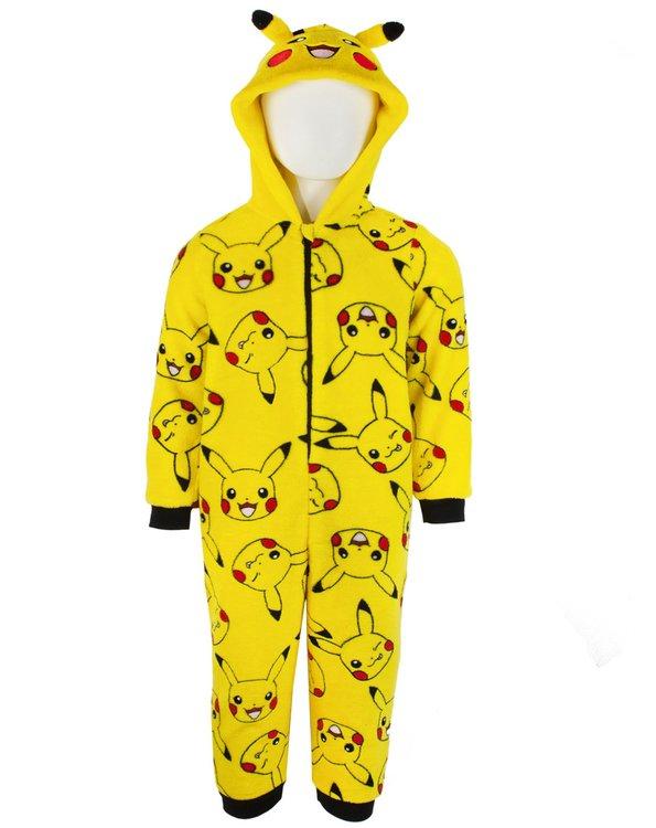 Pokemon Onesie / Mysdress - Pikachu fever