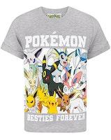 Pokemon T-shirt - Besties forever