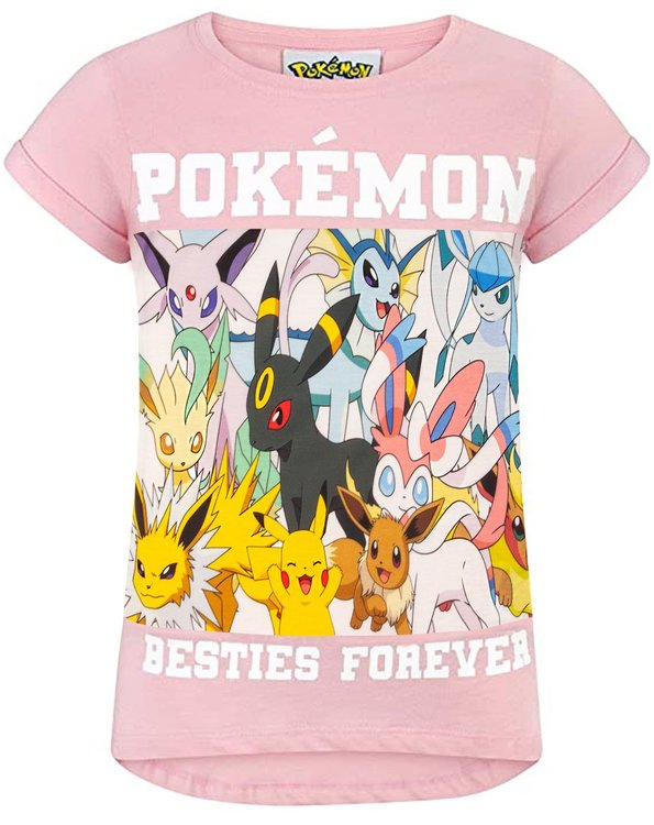 Pokemon T-shirt - Besties forever