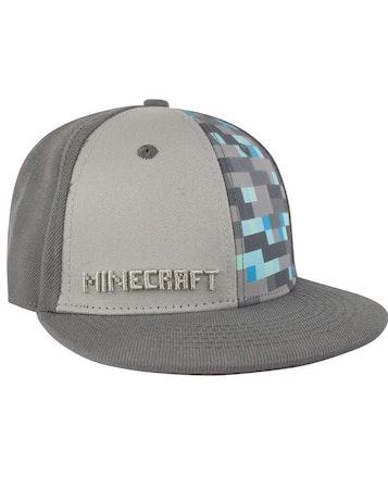 Minecraft Diamond Keps - Luxury