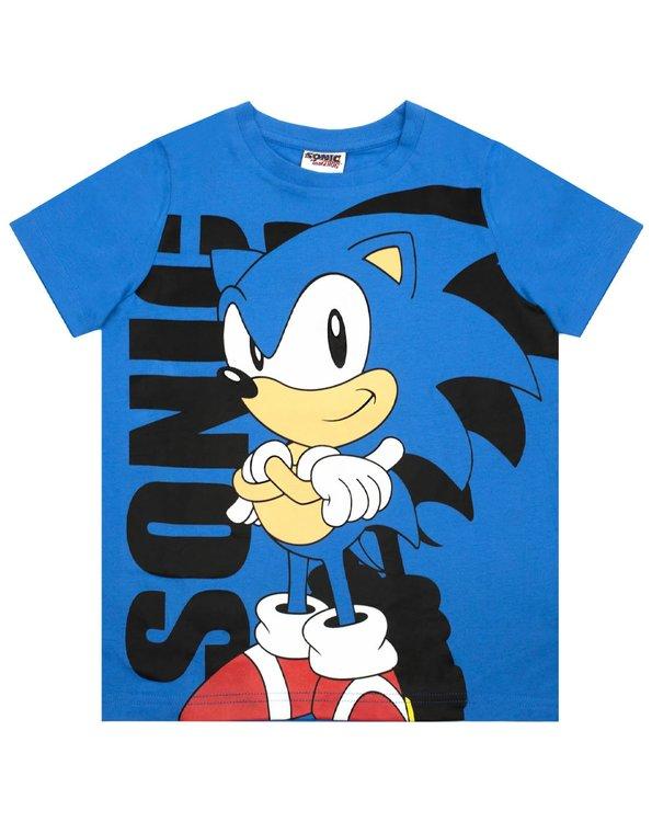 Sonic T-shirt - Retro Sega Sonic