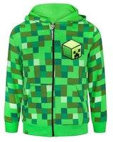 Minecraft Hoodie / Luvtröja Creeper