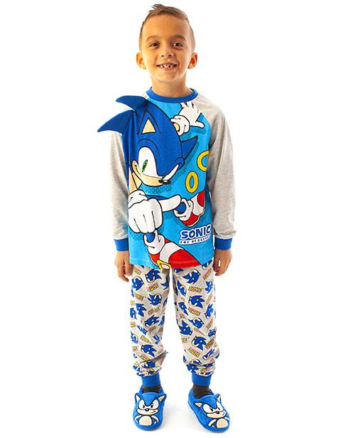 Sonic Spikes 3D Pyjamas - Limited edition