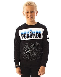 Pokemon Sweatshirt - Pokeball Neon