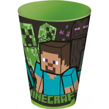 Stor Minecraft  Mugg / Glas 430 ml