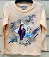 Frost  / Frozen Långärmad tröja med paljetter