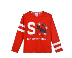 Spindelmannen Långärmad Tröja