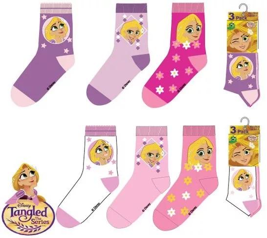 3-pack Disney Princess strumpor