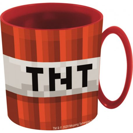 TNT Minecraftmugg 350 ml