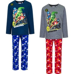 Avengers pyjamas - Lyser i mörkret