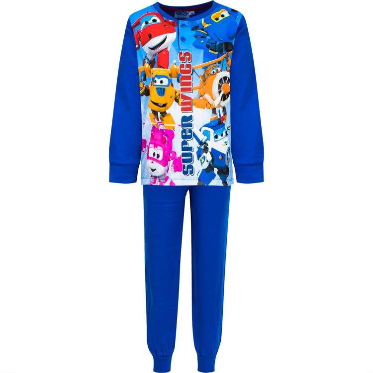 Mästerflygarna Pyjamas - Super wings