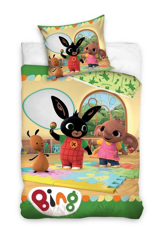 Bing Påslakan - Sula & Flop Friends Stor säng