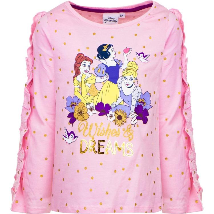 Disney Prinsessor / Princess Långärmad tröja