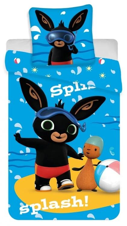 Bing påslakan Junior- Splash  100x135