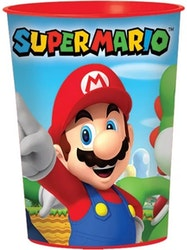 Stor Super Mario  Mugg / Glas 437 ml