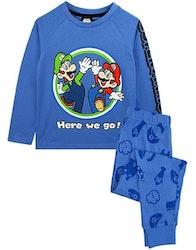 Super Mario & Luigi Pyjamas