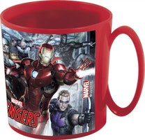 Avengers Mugg med öra