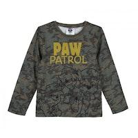 Paw patrol Långärmad tröja - Camo style