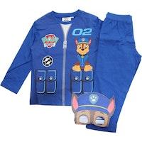 Paw patrol Pyjamas - Chase med utklädningsmask