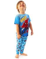 Spindelmannen Långärmad pyjamas