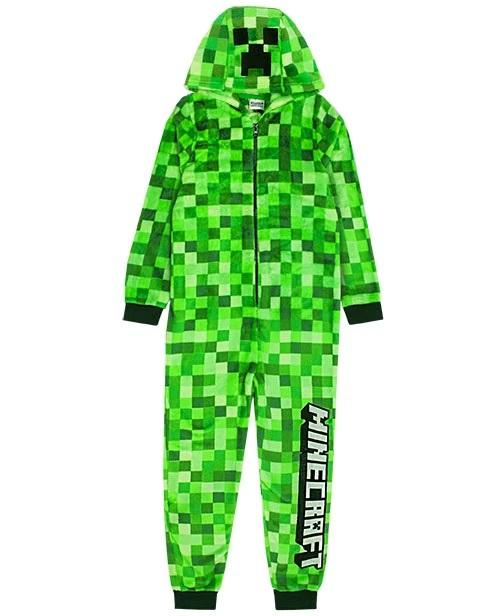 Minecraft - Pixelated Onesie