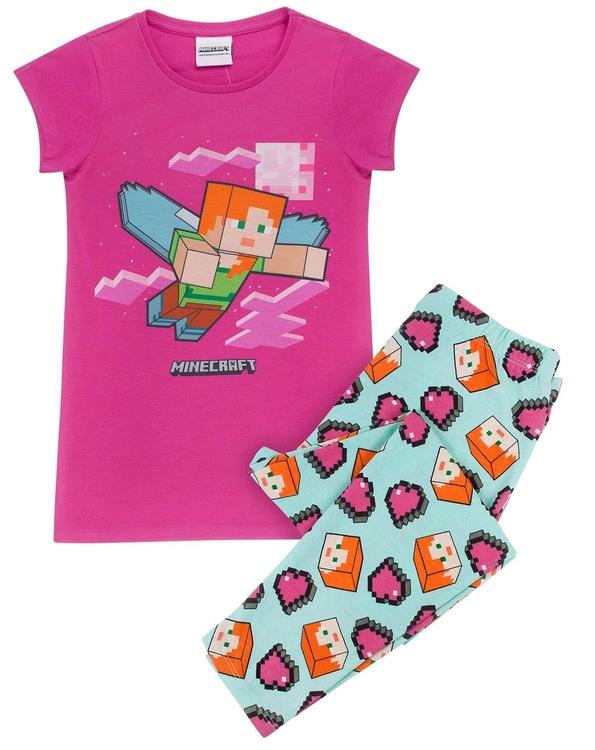 Minecraft Alex Girl Pyjamas